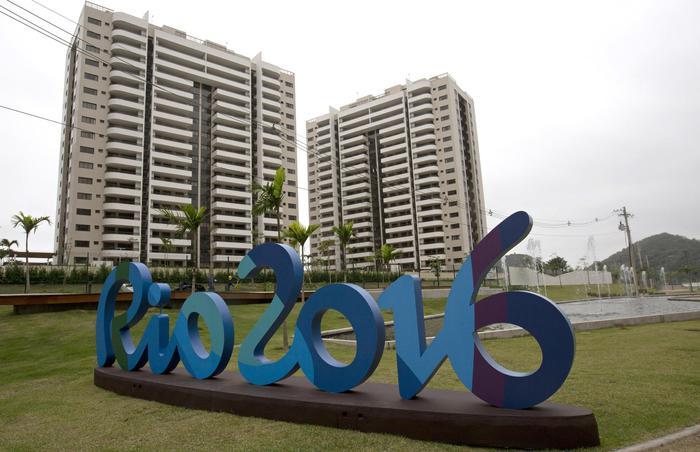 Rio: Caos villaggio, apre ma non è pronto