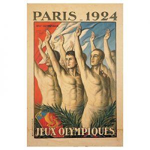 Le Olimpiadi 1924, disputate a Parigi