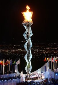 Le Olimpiadi invernali 2002, disputate a Salt Lake City