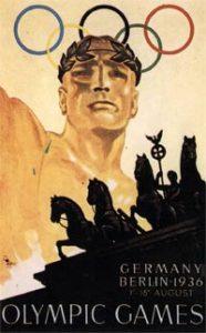 Le Olimpiadi 1936, disputate a Berlino
