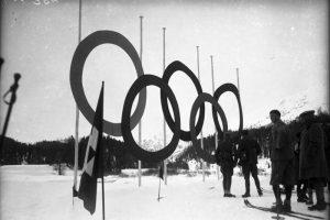 Le Olimpiadi invernali 1928, disputate a St. Moritz