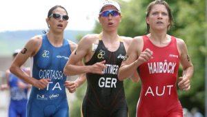 Nadia Cortassa: sfiorò il podio ad Atene 2004, chiudendo 5a