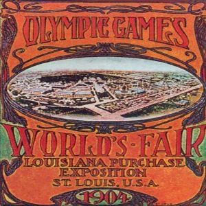 Le Olimpiadi 1904, disputate a Saint Louis