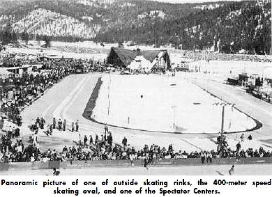 Le Olimpiadi invernali 1960, disputate a Squaw Valley