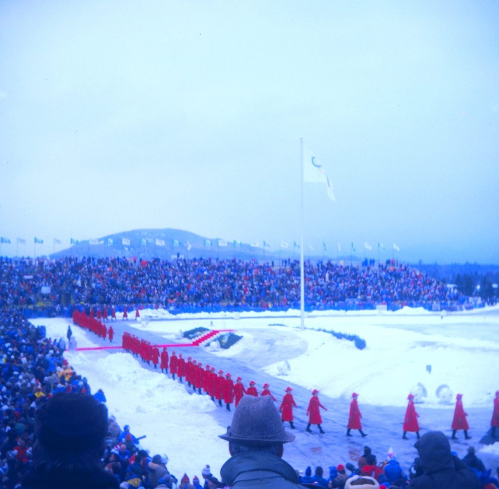 Le Olimpiadi invernali 1980, disputate a Lake Placid