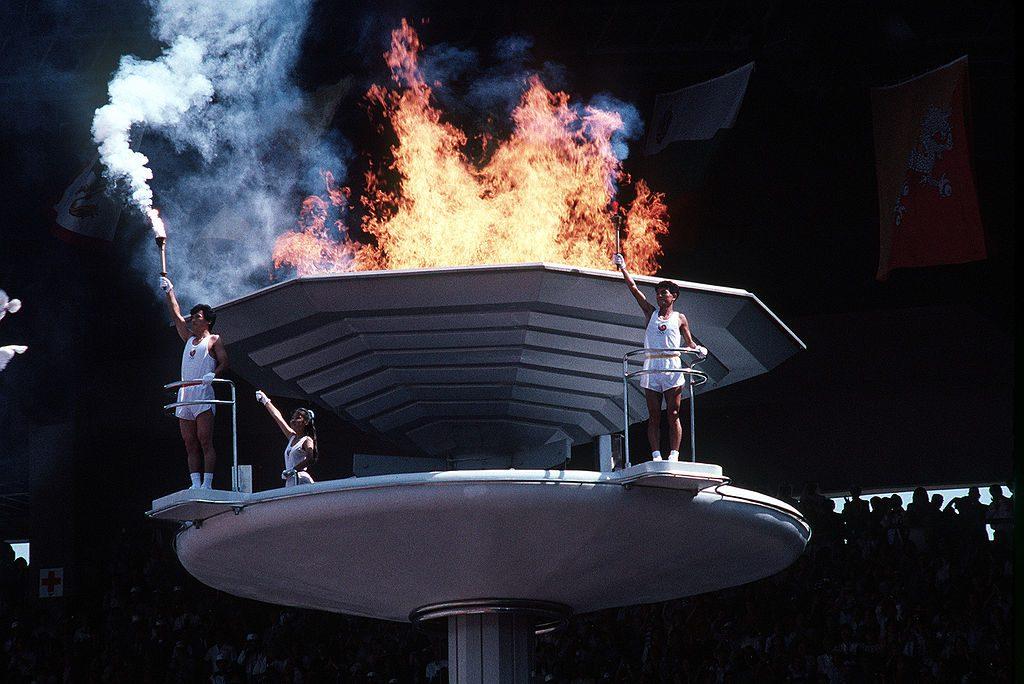 Le Olimpiadi 1988, disputate a Seul