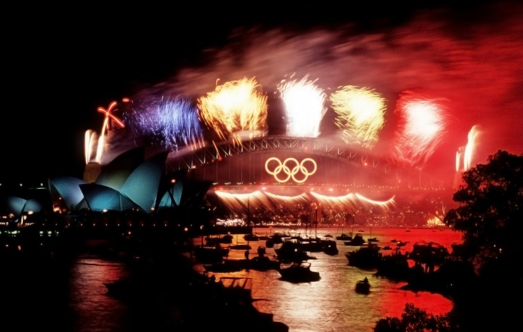 Le Olimpiadi 2000, disputate a Sydney