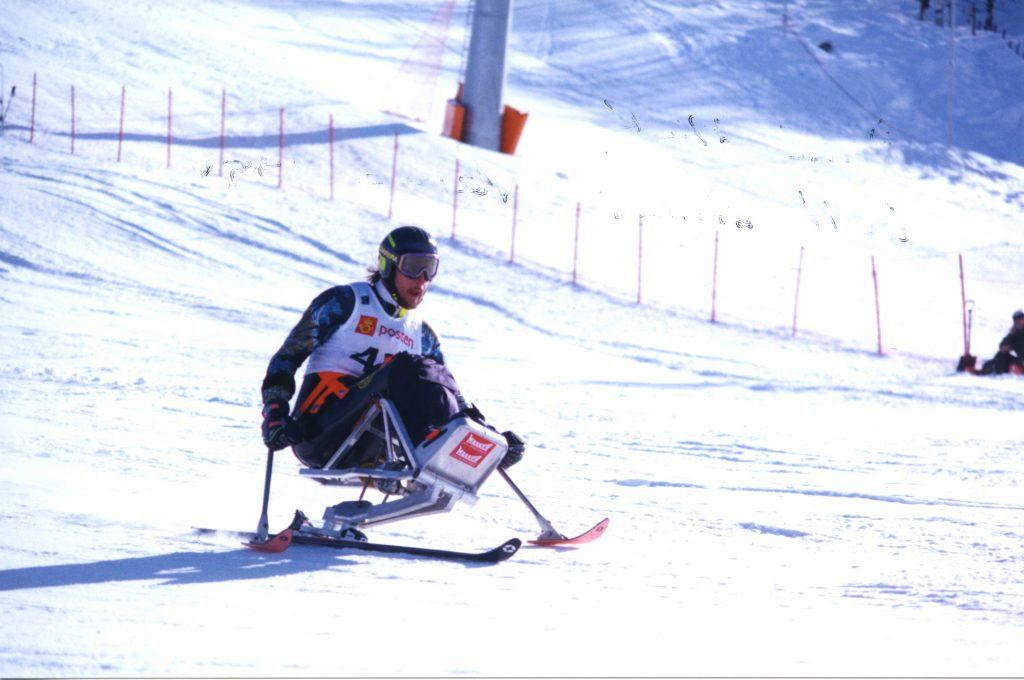 Le Paralimpiadi invernali 1984, disputate a Innsbruck
