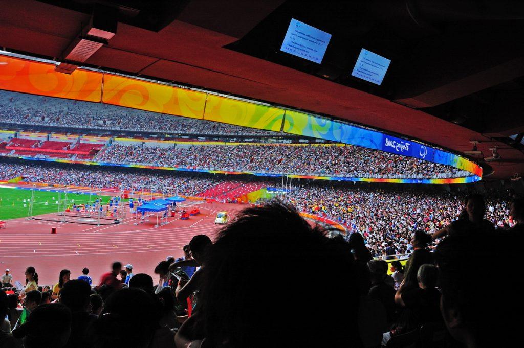 Le Paralimpiadi 2008, disputate a Pechino