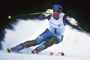 Alberto Tomba alle Olimpiadi di Lillehammer '94