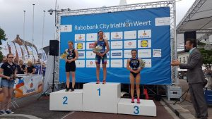 ETU-cup-triathlon-Weert-2017-Angelica-Olmo-oro-prima-podio italiano