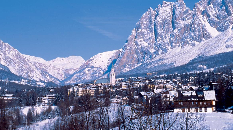 Cortina d'Ampezzo (credits: dolomiti.it)