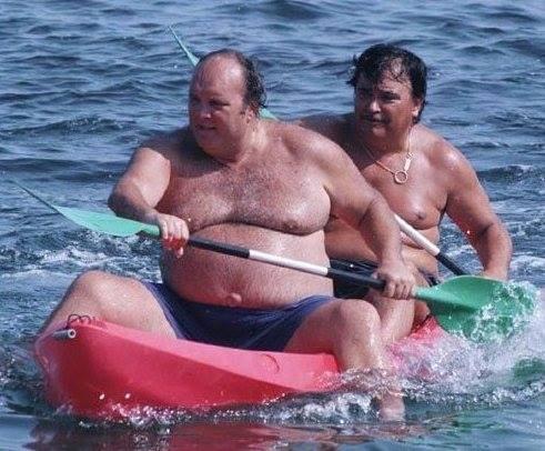 galeazzi smaila kayak
