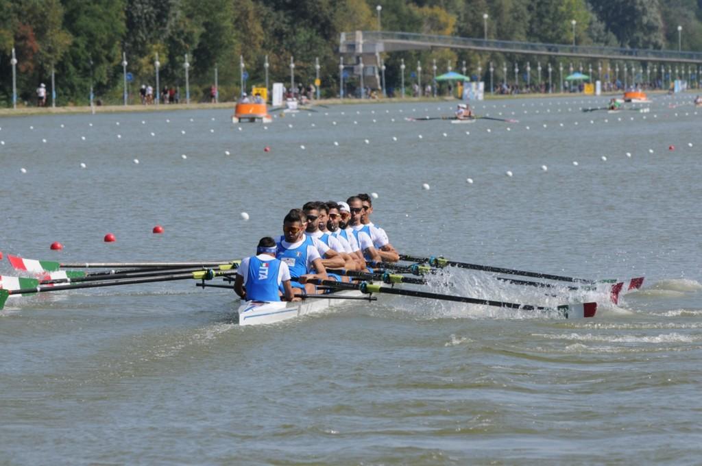 Mondiali canottaggio (photo credit: canottaggio.org)