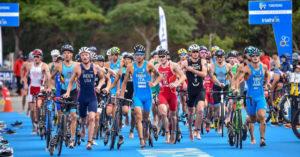 triathlon coppa del mondo 2018 tongyeong bici bicicletta ciclismo gara italia italy cycling world triathlon cup 2018 alessandro fabian delian stateff world cup