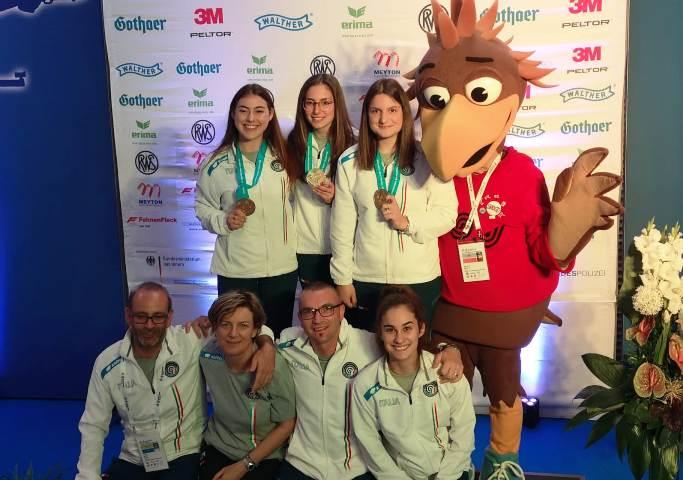 Tiro a Segno Mondiali Juniores 2019