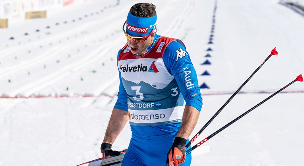 Federico Pellegrino ad Oberstdorf