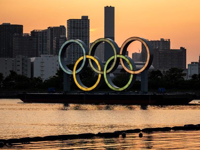 Logo olimpico
